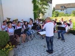 Feldgottesdienst Altenrhein